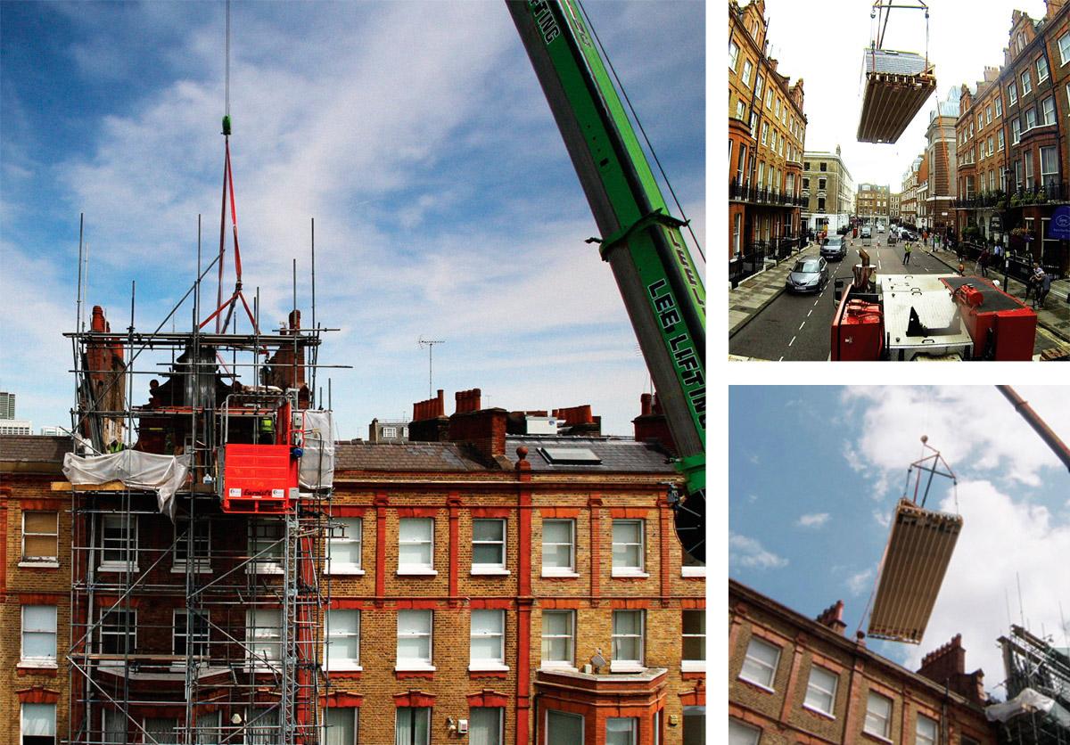 London Loft Conversion by Moduloft