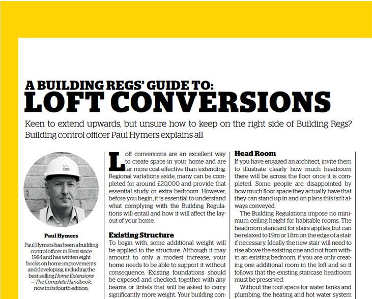 guide for loft conversions