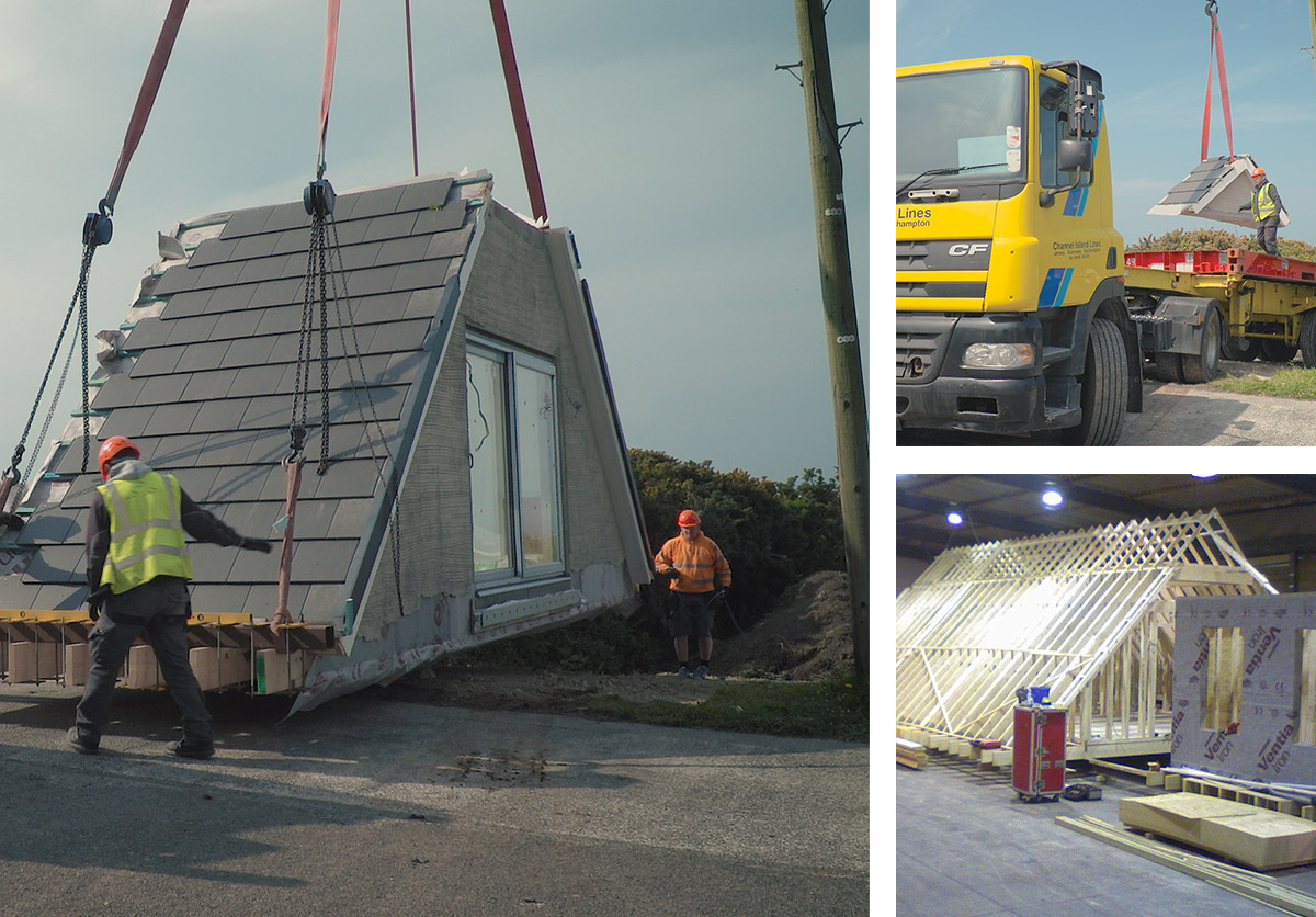 Guernsey loft conversion